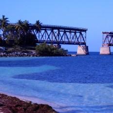 Bahia Honda State Park dans les Keys de Floride.