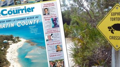 Photo of Le Courrier de Floride de Mars 2017 est sorti !