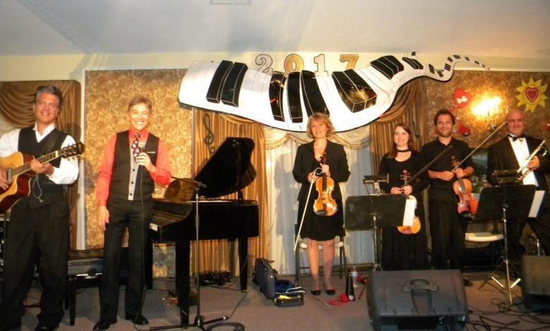 Richard Abel et ses musiciens