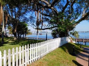 Baie de Stuart en Floride