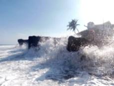 Bathtub Beach à Stuart en Floride