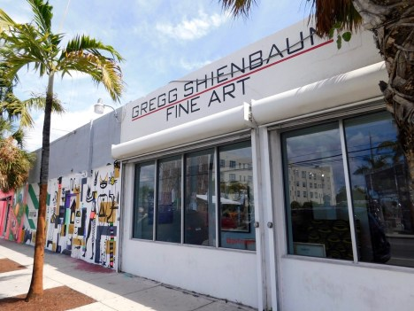 Gregg Shienbaum Fine Art Gallery / Wynwood Miami