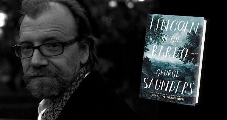 George Saunders : Lincoln in the Bardo