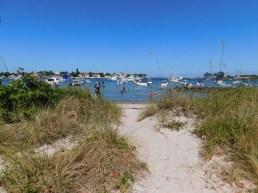 Plages de Peanut Island (à West Palm beach en Floride)