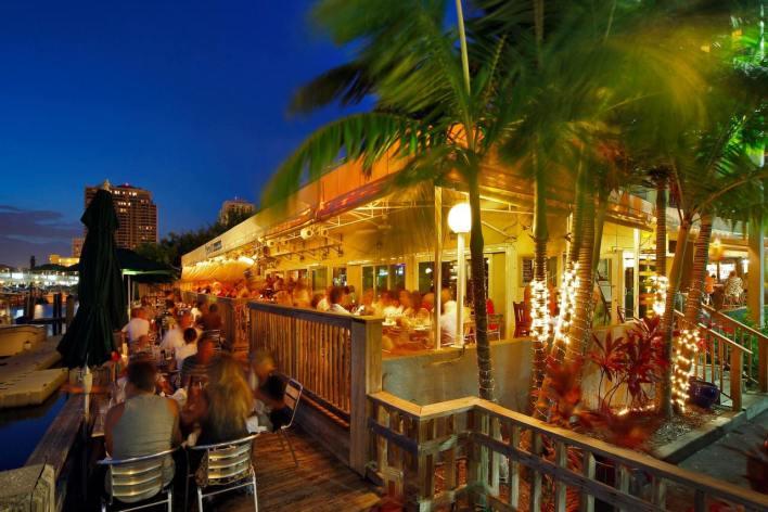 Coconuts Restaurant à Fort Lauderdale
