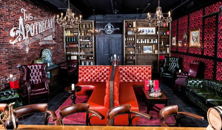 Bar The Apothecary à Fort Lauderdale