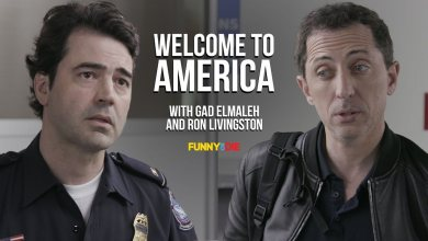 Welcome to America, par Gad Elmaleh