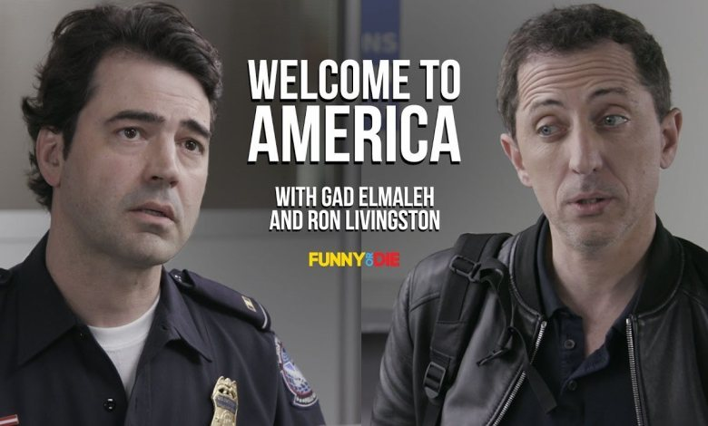 Welcome to America, par Gad Elmaleh
