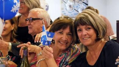 Photo of Les Québécois ont célébré la Fête Nationale en Floride : les photos !
