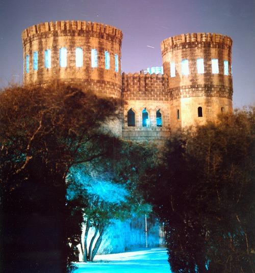Castle Otttis près de St Augustine
