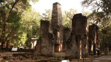 Photo de Les 20 plus belles ruines de Floride… et autres sites insolites !