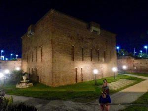 East Martello Tower de Key West durant la nuit (fort datant de la guerre de sécession)