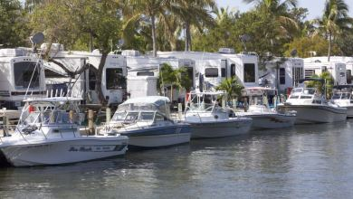 Visiter ou séjourner en Floride en RV, motorisé : Photo : Big Pine Key