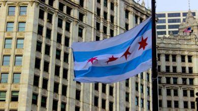Drapeau de Chicago