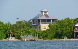 Île de North Captiva (Floride)