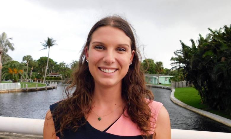Jade Vinet, directrice de la Chambre de Commerce Québec-Floride.