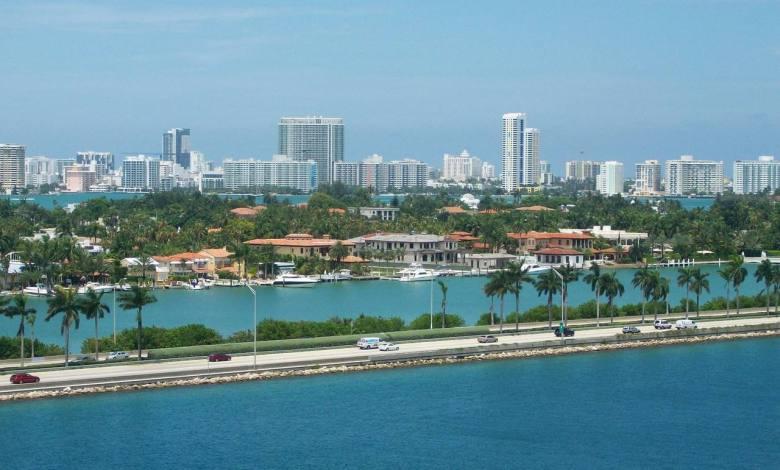 Vue de Miami