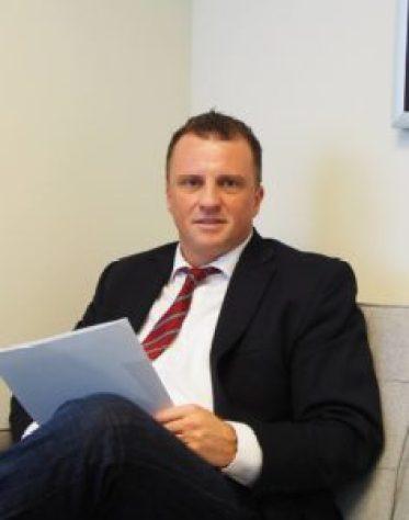Laurent Morel-à-l'Huissier, consul du Canada à Miami
