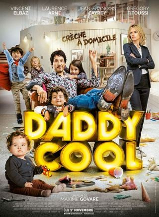 Affiche du film Daddy Cool