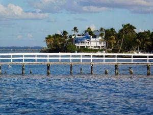 Bokeelia, sur Pine Island en Floride