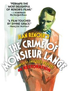 Le crime de Monsieur Lange à Miami