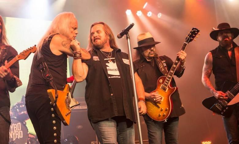 Lynyrd Skynyrd : la tournée d'adieu