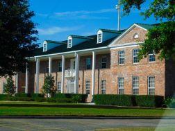 Le siège de l'US Sugar Corp à Clewiston en Floride
