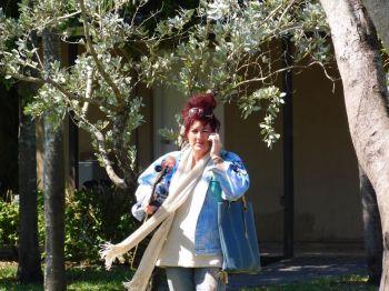 Brigitte Leblanc à la Journée du Québec 2018 du Club Richelieu à Pembroke Park en Floride