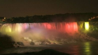 Photo of Visiter les chutes du Niagara (entre les Etats de New-York / USA et Ontario / Canada)