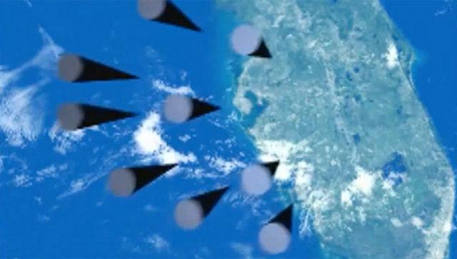 Missiles nucléaires russes sur la Floride