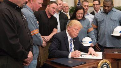 Donald Trump rétablit les taxes douanières sur l'acier et l'aluminium