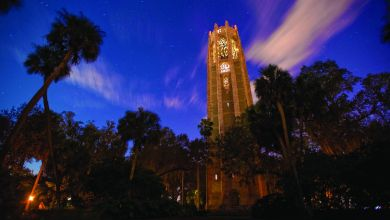 Photo of Bok Tower Gardens : des jardins merveilleux (au sud d'Orlando)