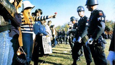Le Flower Power des hippies aux Etats-Unis