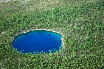 Bahamas Andros - Blue Hole