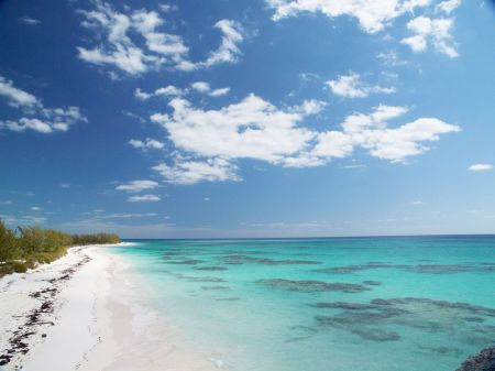 Bahamas Eleuthera - Lighthouse Beach