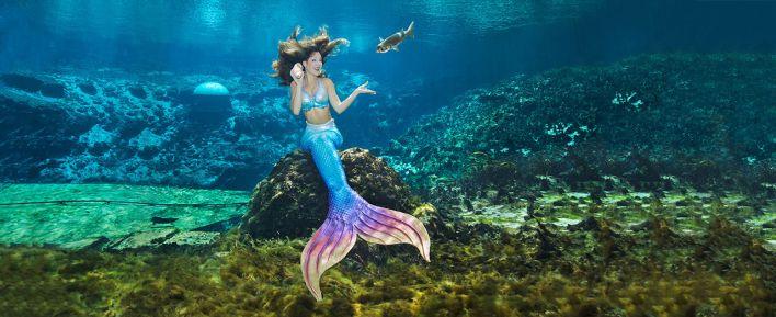 Sirène de Week Wachee