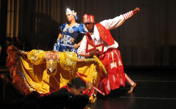 IFE-ILE Afro-cuban dance festival de Miami