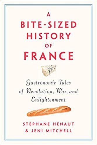 Livre : Des bouchées d'histoire de France