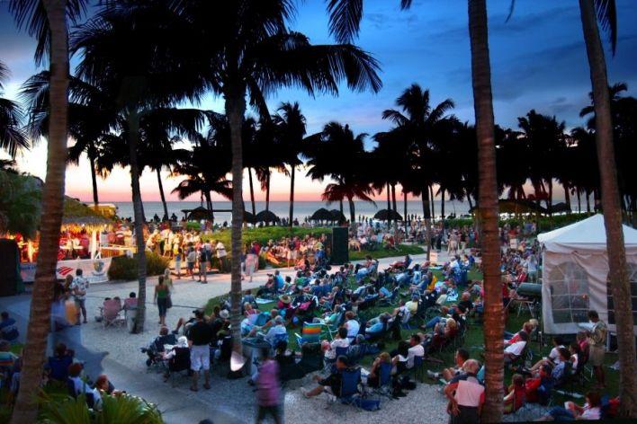 SummerJazz on the Gulf : concert de jazz à Naples
