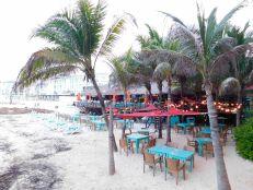 Playa del Carmen, sur la Riviera Maya du Mexique