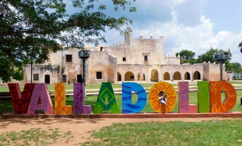 Valladolid dans le Yucatan au Mexique