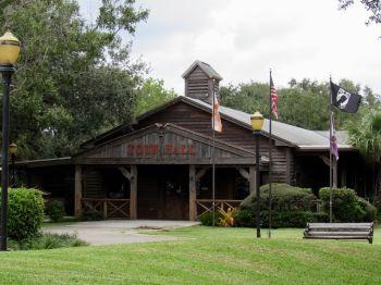 Ayuntamiento de Davie, Florida.