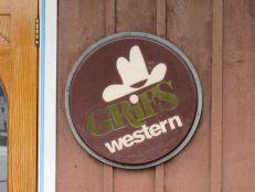 Tienda vaquera/western de Griffs en Davie, Florida.