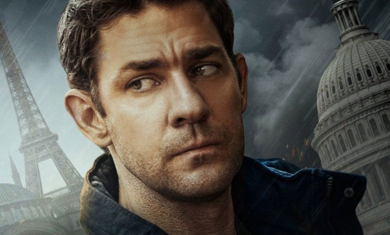 Série Jack Ryan sur Amazon Prime