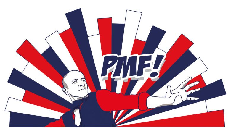 Pardon My French : spectacle à Palm Beach de Tangi Colombel