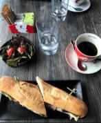 Maison Valentine - Sandwich baguette