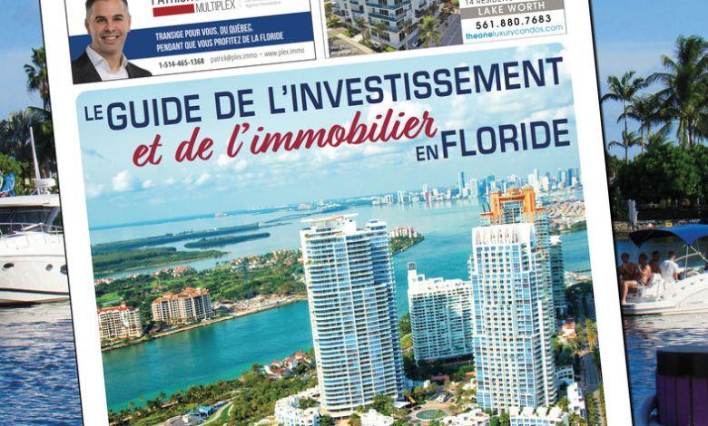 Le Guide 2019 de l'investissement et de l'immobilier en Floride