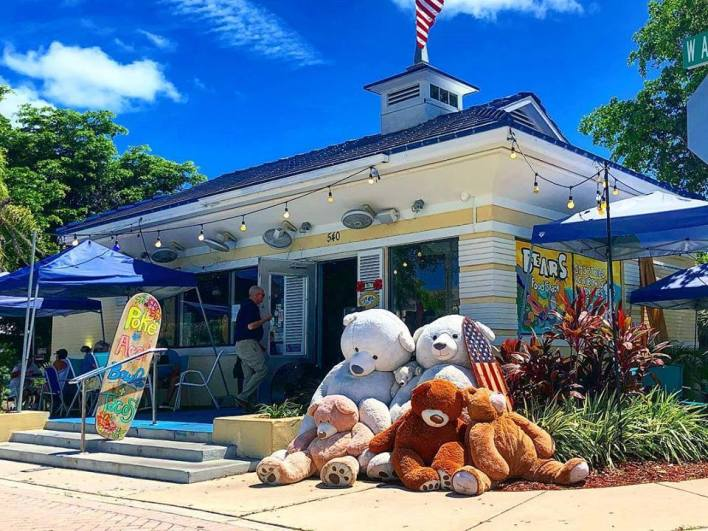 Bear's Food Shack à Delray Beach