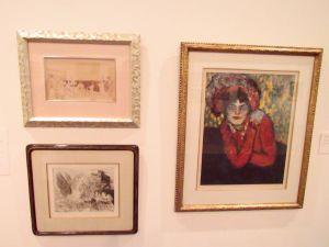 Tableaux de Picasso au Boca Raton Museum of Art