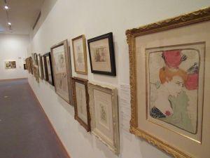 Toulouse Lautrec au Boca Raton Museum of Art